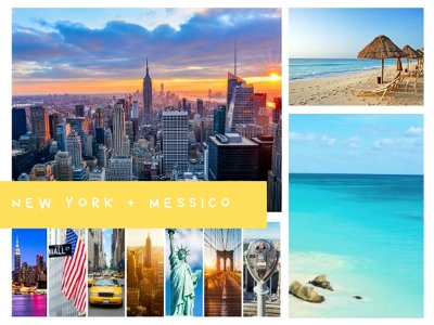 NEW YORK & MESSICO: DOUBLE DREAM
